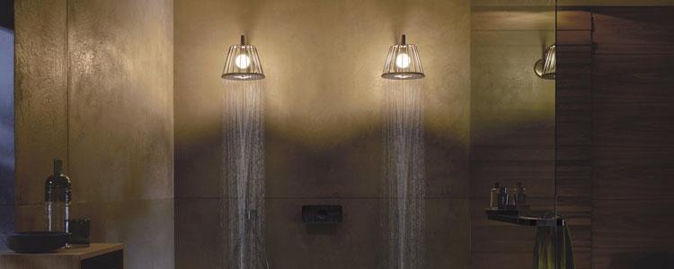 des appliques industrielles pour sublimer votre salle de bains guide artisan. Black Bedroom Furniture Sets. Home Design Ideas