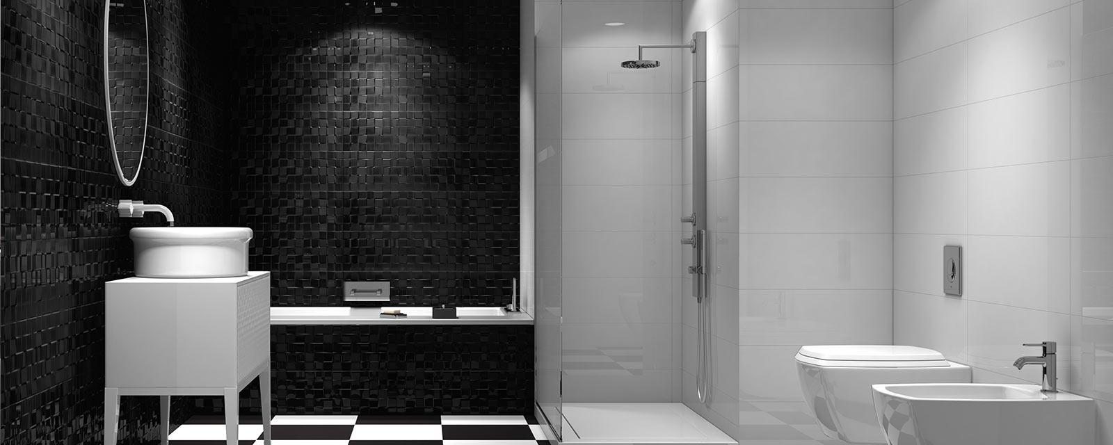Carrelage Effet Beton Cuisine des types de carrelages modernes pour la salle de bains